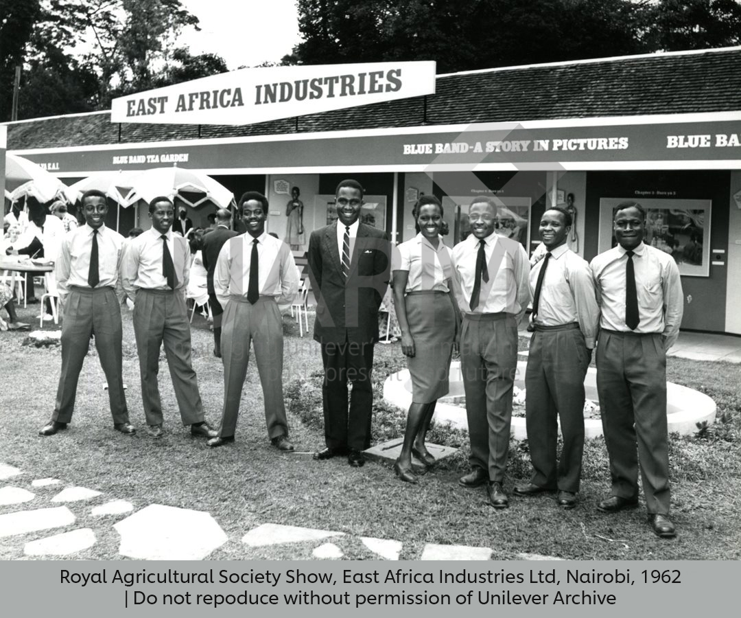 Royal Agricultural Society Show East Africa Industries Ltd Nairobi 1962